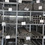 Barre forate acciaio inox